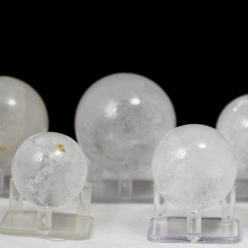 Quartz Spheres