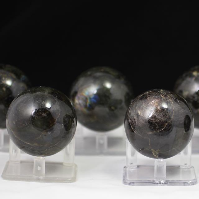 Labodorite Spheres