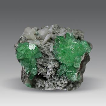 Green Apophyllite, Collector Specimen, Zeolite