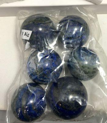 Lapis Spheres