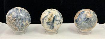 Kyanite sphere