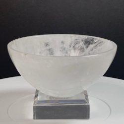 Quartz Crystal Bowl