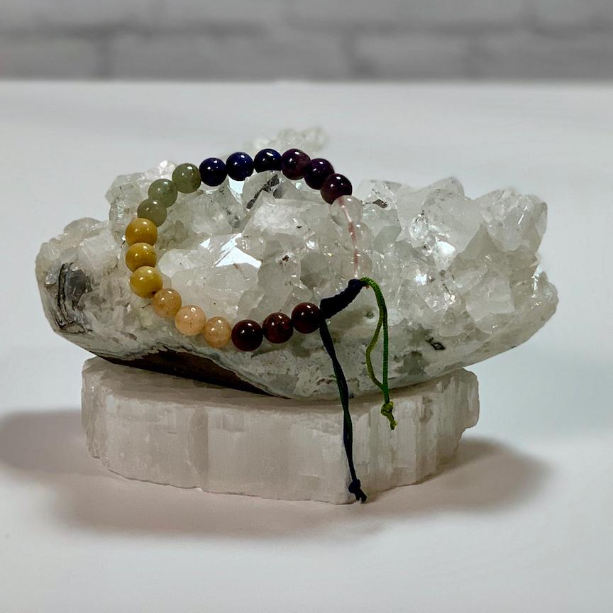 Seven Chakra Bracelets