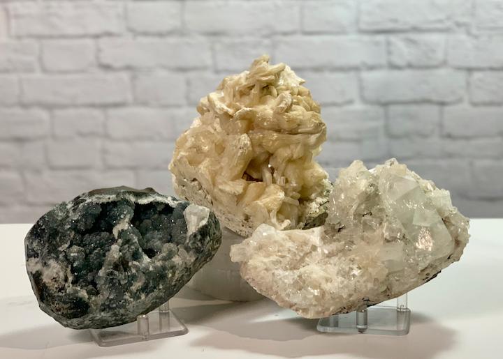 Lot of 3 minerals