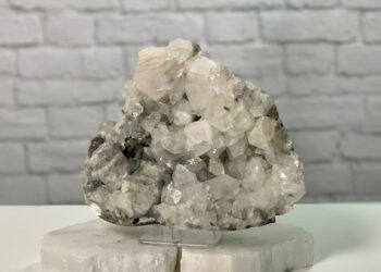 3 Pc Mineral Specimens Apophyllite Stilbite