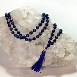 Blue Aventurine Jap Mala