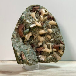 Heulandite and Stilbite