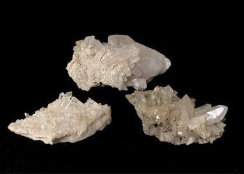 Himalayan Quartz Lot of 6